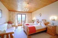 naturECHTes Zimmer in der Alpenrose