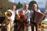 Eröffnungsfeier in der Alpenrose
