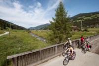 Der Drauradweg in Osttirol