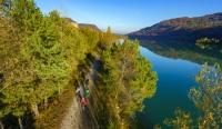 Der Drauradweg in Kärnten