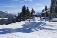 Schifahren im Gailtal