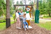 Walderlebniswelt-Familie 2018