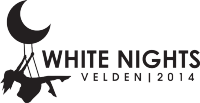 Logo White Nights Velden